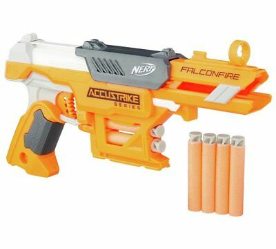 Nerf N-Strike Newly Elite AccuStrike Series Falcon Fire Mark With The Precision