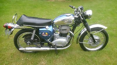 BSA A65 Thunderbolt (A65T not A65L)