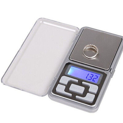 100g x 0.01g Auto Calibr Digital Scale Jewelry Gold Herb Balance Weight  LCD Neu