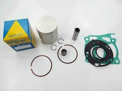 Kawasaki KX80 1998-2000 Mitaka Piston Kit Bearing Gaskets