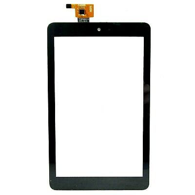 Dell Venue 8 T02D004 Touch Screen Digitizer Replacement+Adhesive - BLACK