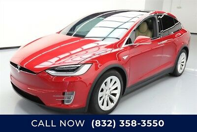 Tesla Model X AWD 75D 4dr SUV Texas Direct Auto 2016 AWD 75D 4dr SUV Used Automatic AWD Moonroof Premium