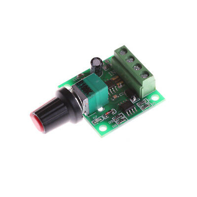 DC 1.8V 3V 5V 6V 12V 2A Low Voltage Motor Speed Controller PWM 1803B YU VO