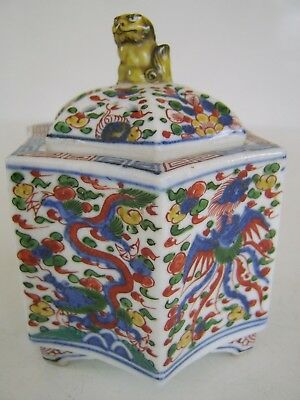 Fine Quality Old Antique Chinese Censer Koro 6 Character Mark Very Rare Stunning