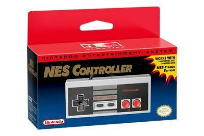 Nintendo Entertainment System NES Controller for NES Classic