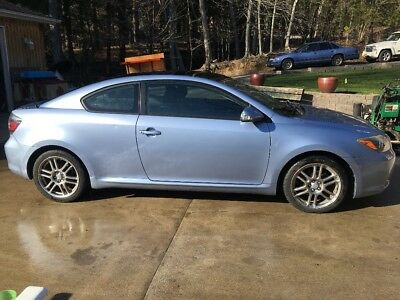 2008 Scion tC Base 2008 Scion tC