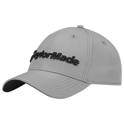 NEW TAYLORMADE PERFORMANCE Seeker White Black Adjustable Golf Hat ... fe50a54bf019