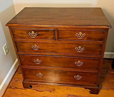 Antique 18th Century George III Chest of Drawers - c.1790 - Shipping Available