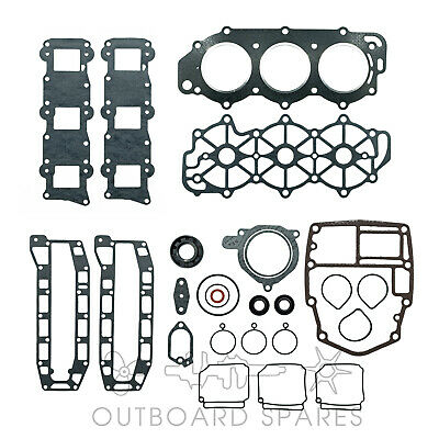 Yamaha Powerhead Gasket Kit for 40, 50hp Outboard (Part # 63D-W0001-00)
