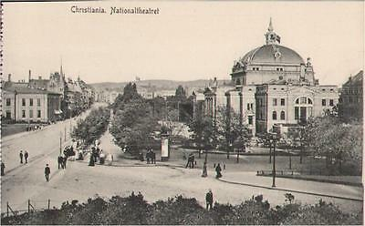 147.633  Christiania, Nationaltheatret