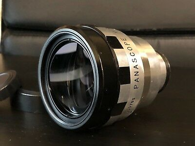 *Ex RARE* 2X ANAMORPHIC Lloyd's Panascope 35 (great for GH5 Anamorphic)