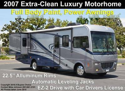 2007 Fleetwood Southwind Premium Class A for sale!