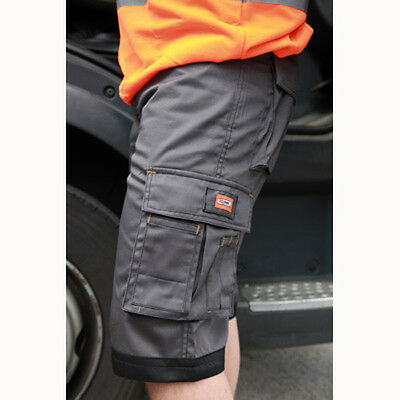 ***BUY ONE GET ONE FREE*** Workwear Action Shorts, polycotton 65%/35% HYM708
