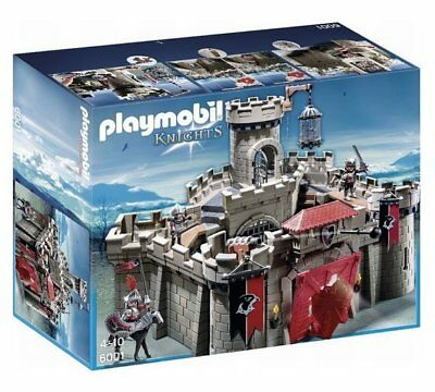 Playmobil Newly 6001 Hawk Knights Castle Drawbridge Appears To Have Been Damaged