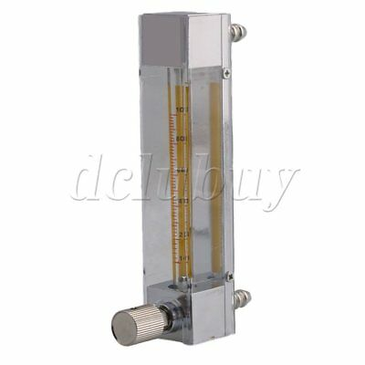 LZB-3 10-100ml/min Transparent Plastic Tube Liquid Flow Meter
