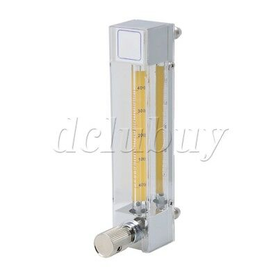 LZB-3 40-400ml/min Transparent Plastic Tube Oxygen Flow Meter