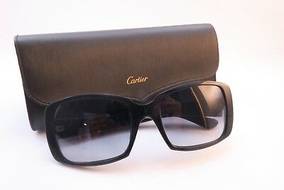 Vintage Cartier Paris sunglasses made in France sold w/case gradient tinted lens