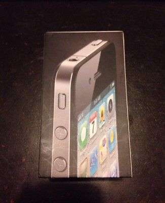 Iphone 4 Box Only For 32gb Black iPhone. BOX ONLY collectible
