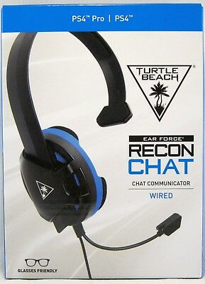 Turtle Beach Recon Chat Gaming Headset for PlayStation 4 Turtlebeach Ear Force