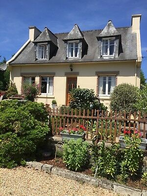 3 Bed House + 1 Bed Gite For Sale Brittany