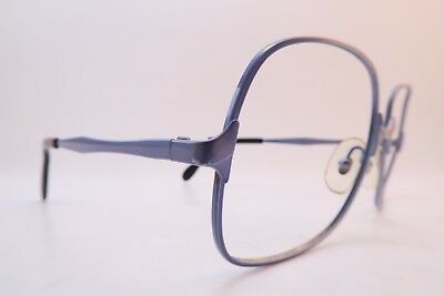 Vintage 60s Louis Jouret eyeglasses frames 56-18 135 men's MED women's MED/LAR