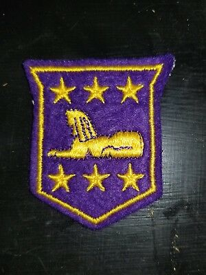 WWII US Army Wool Japan Occupation Military Intelligence Patch Priced to Sell
