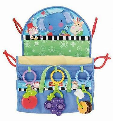 Fisher Price Chair Cover Shopping Cart Restaurant Travel Baby Infant NEW
