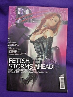 Skin two fet storms  magazines raincoats latex rubber suits  boots