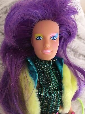 Vintage Hasbro Jem and the Holograms Doll - Clash of the Misfits -Beautiful!