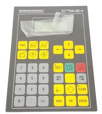 New Indramat Cta10-1 Operator Interface Panel Cta10.1B-001-Fw
