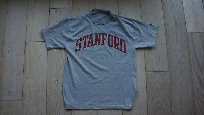 Russell Athletic Stanford Cardinal University NCAA T-Shirt Grau Gr. M
