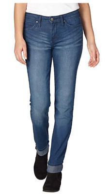 NEW Calvin Klein Ladies' Ultimate Skinny Low-Rise Jeans