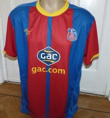 b16d1dd88 CRYSTAL PALACE FOOTBALL Shirt Jersey Size X Large 44-46 Inch Chest ...