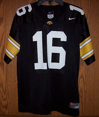 2b581721a IOWA HAWKEYES  16 Nike Football Jersey Youth Size M (12-14) -  2.89 ...