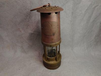 Vintage Weems & Plath Yacht Oil Lamp No. 19003 Copper & Brass Annapolis Md  Nr