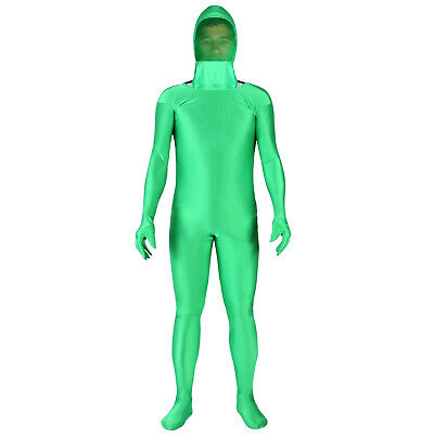 Neewer Chromakey Green Suit Screen Chroma Key Body Suit for Invisible Effect
