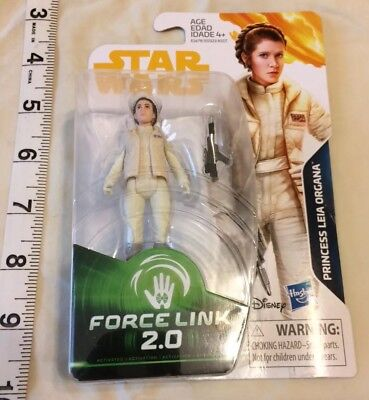 "STAR Wars Vintage Collection 3.75/"" Principessa Leila Boushh NUOVO"