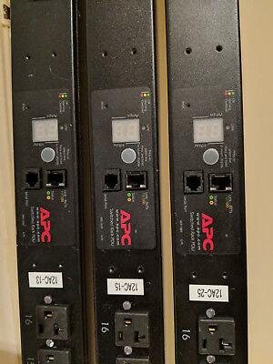 APC switched rack PDU Model AP7930
