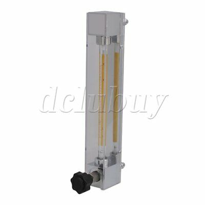 Model LZB-4 1-10L/h Water Flow Rate Monitor Flow Meter with 9.4in Height