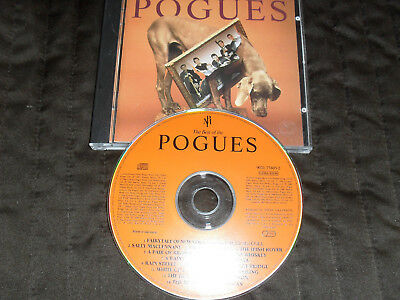 The Best Of The Pogues- Cd- Very Good Condition.
