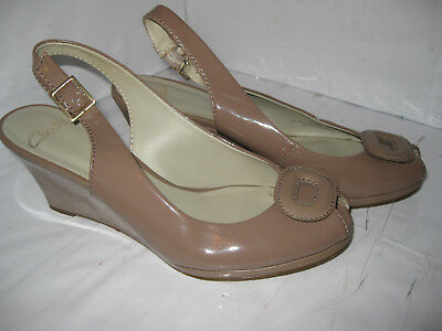 9cb9e8f0b4bb WOMENS CLARKS VIVECA Zeal Sandals Coral   Tan Leather UK Size 3.5D ...