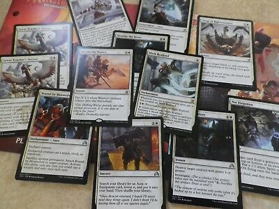 magic the gathering white cards