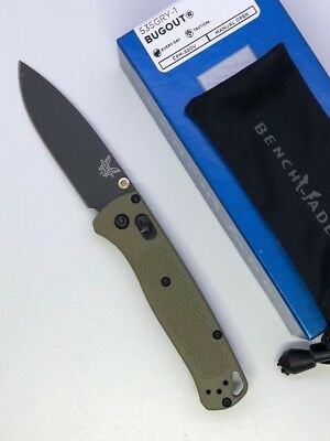 * New Benchmade 535GRY-1 Bugout Knife