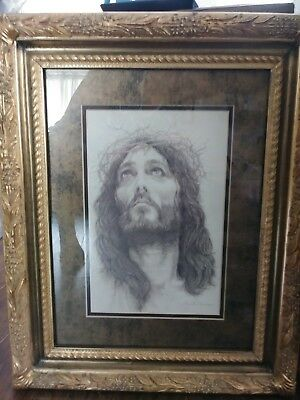 Home Interior home and garden picture of Jesus A Crown of Thorns. EC
