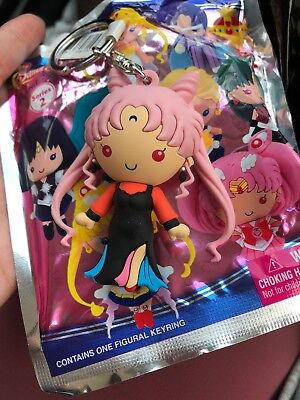 Sailor Moon Series 2 3D Figural Keyring: Exclusive A: Black Lady (AAA)
