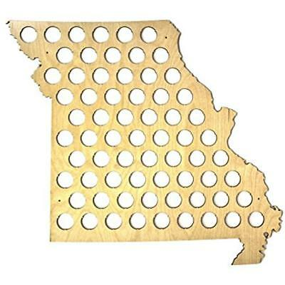ALL HOME Brewing Wine Making State Beer Cap Maps Indiana IN - Indiana beer cap map