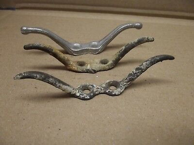 SMALL cleats flag cleats? Antique Safety Cord Wraps for Window Blinds (Cleats)