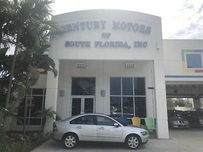 2007 Volvo S40  unroof Power Seat Power Windows Cruise CD AUX