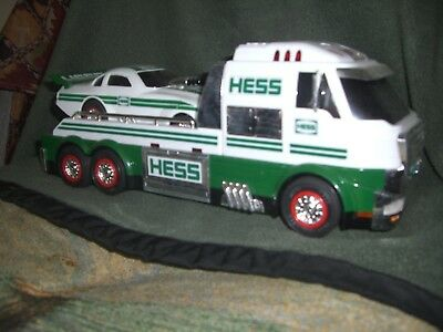 Hess Toy Truck 2016 Truck And Dragster Only No Box
