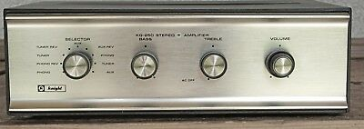 Knight Model KG-250 Stereophonic Integrated Amplifier